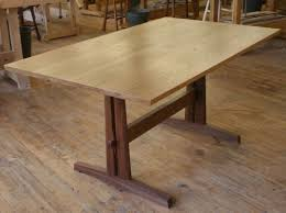 making a trestle table woodworking course develop the woodworking skills to build a
