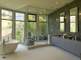 modern master bathroom ideas impressive modern master bathroom ideas with bathtub and