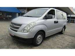 2010 minivan used car hyundai h1 panama 2010 hyundai h1 2010