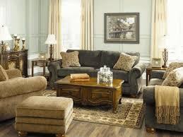 rustic lounge furniture unique coffee table cream leather ottoman