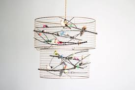 Birdcage Pendant Light Chandelier Birdcage Pendant Light Chandelier