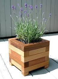 planter box diy vertical wooden box planter diy indoor window