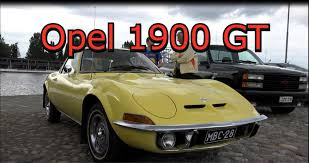 opel old 1972 opel gt 1900 old classic car youtube