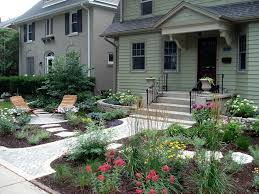 Ideas Landscaping Front Yard - front yard landscaping ideas porch traditional with classic brick