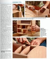 In Wall Cabinets Small Wall Cabinet Plans U2022 Woodarchivist