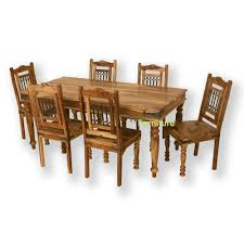 Jali Dining Table And Chairs Tns Furniture Jali Sheesham Furniture