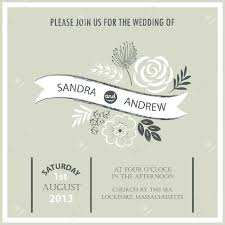 marriage invitation card sle sle of wedding invitation card wedding invitation ideas