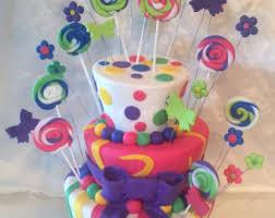 Decorating Cake Dummies Polka Dot Fake Cake Prop Cake Event Cake Dummy Cake