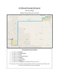 Uc Map Students Transportation And Parking Services