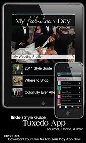 where can i register for my wedding register your wedding my fabulous day tuxedo specials