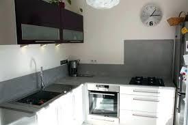 plan de travail cuisine beton enduit pour plan de travail cuisine beton pour plan de travail