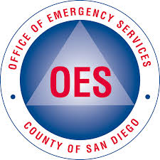City Of San Diego Zoning Map by Office Of Emergency Services