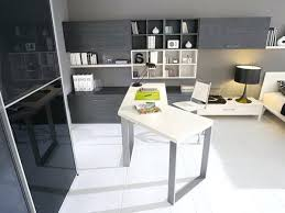 modern study table with storage view in gallery black modern study