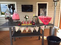 picnic and ladybug themed baby shower