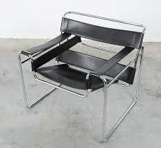 wassily chair by marcel breuer for fasem vintage design point