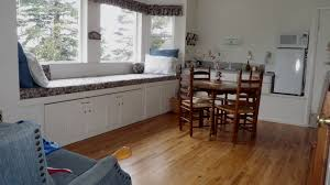 Kitchen Window Seat Ideas Under Kitchen Window Storage With Door And Seat Beside Stainless