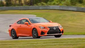 lexus rc f options 2015 lexus rc f review notes autoweek