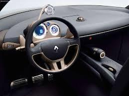 renault alpine concept interior renault egeus concept car 2005