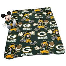 Green Bay Packers Bean Bag Chair Green Bay Packers Mickey Hugger With Throw At The Packers Pro Shop