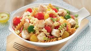 poisson facile à cuisiner recette salade de merlu cuisiner merlu recettes poisson facile