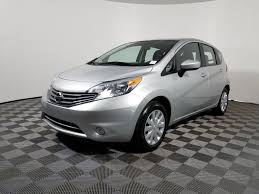 nissan versa warranty 2016 used 2016 nissan versa note sv 4d hatchback in orlando zr358108