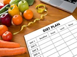 a perfect diet chart for a proper weight loss weight loss