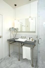 Bathroom Hanging Light Fixtures Bathroom Pendant Light Glass Pendant Light Bathroom