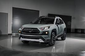 toyota new suv car 2019 toyota rav4 first look new look for the suv sales king motor