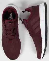 adidas xplr trainers maroon originals shoes running lightweight
