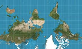 entire middle earth map why maps gets africa wrong world news the guardian