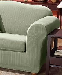Surefit Sofa Slipcovers by Loveseat U0026 Sofa Couch Covers Sofa And Chair Slipcovers Macy U0027s
