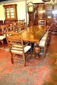 oak wood dining table oak dining room table tapizadosraga com