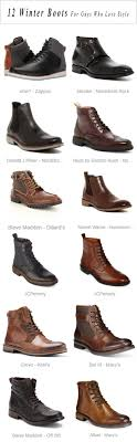 s boots style 12 winter boots for guys who style leather
