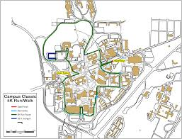 University Of Michigan Campus Map by Record Turnout Expected For Homecoming Campus Classic Wmu News