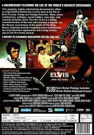 amazon in buy elvis thru the years dvd blu ray online at best