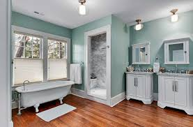 Colour Ideas For Bathrooms Bathroom Decorating Ideas With Combined Paint Colors Ideas