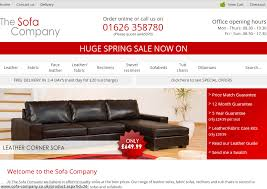 Leather Sofa Co by The Sofa Company Voucher Codes U0026 Discount Codes 50 Off