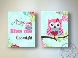 Nursery Owl Decor Owl Nursery Decor Owl Canvas Baby Nursery Owl Decor 10