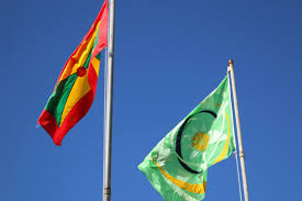 Flag Of Grenada 44th Anniversary Of Independence To Grenada
