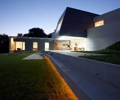 Zaha Hadid Home Modern Home Architecture Interior Sl House By Dom Architects