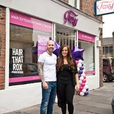 foxy hair extensions extend their services i newcastle ncl