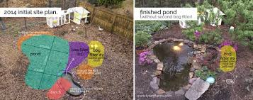 How To Make Backyard Pond by How To Build A Backyard Pond With A Diy Biofilter Tyrant Farms