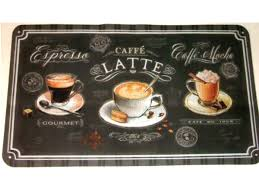 black coffee cups kitchen rug add a sophisticated touch to your