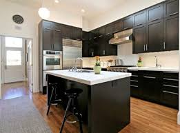 black cabinet kitchen ideas 66 best wood and black kitchen ideas images on
