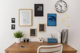 How To Organize Desk 5 Tips To Organize An Office Desk Without Drawers Interior