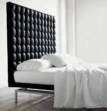 tall headboard beds high headboard beds for ariel temptation modern bed 8c004a white