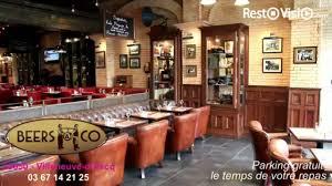 restaurant au bureau villeneuve d ascq restaurant beers co villeneuve d ascq villeneuve d ascq