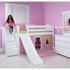 loft beds ergonomic loft bed with steps design double loft bed