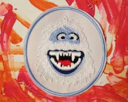 abominable snowman etsy