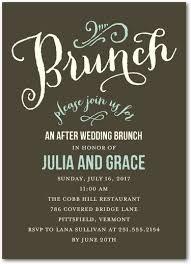 wording for day after wedding brunch invitation post wedding brunch invitations day after wedding brunch